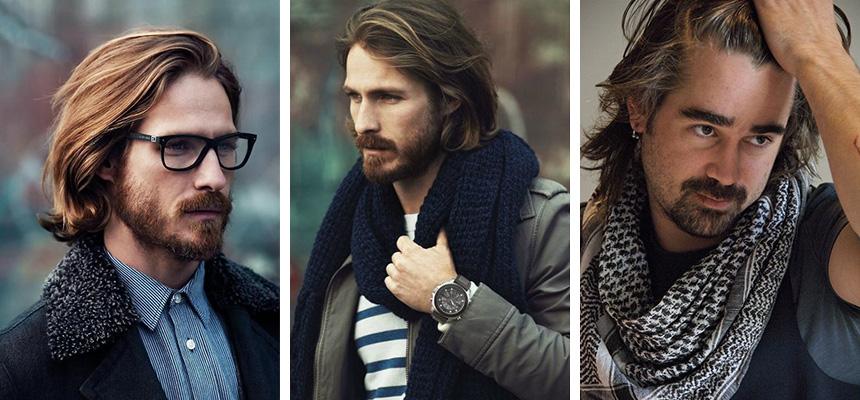 Модельные мужские стрижки 2016 фото
