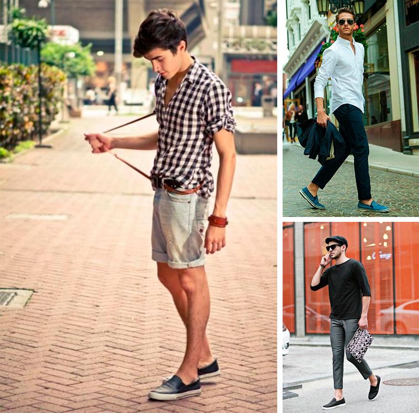 обувь слипы мужские фото