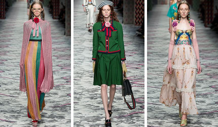 Италия коллекции платья
