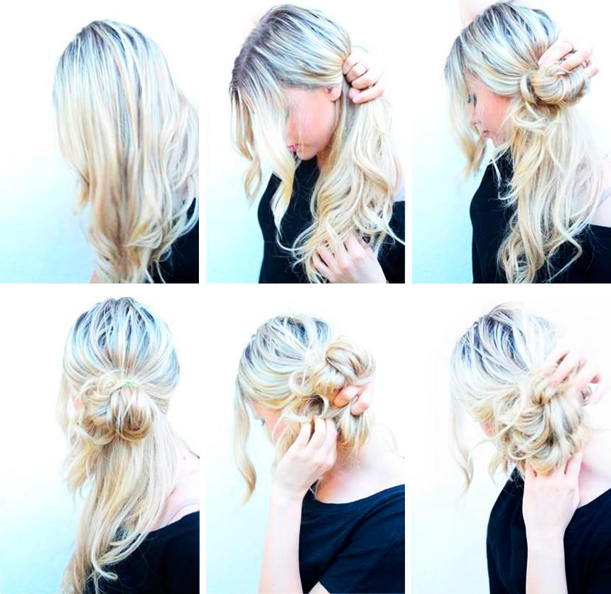 Как сделать на голове кудрявые волосы